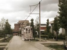 Erfgoedbeschermer ziet het helemaal voor zich: de oude TET-tram die in Enschede over de Cultuurmijl gaat rijden