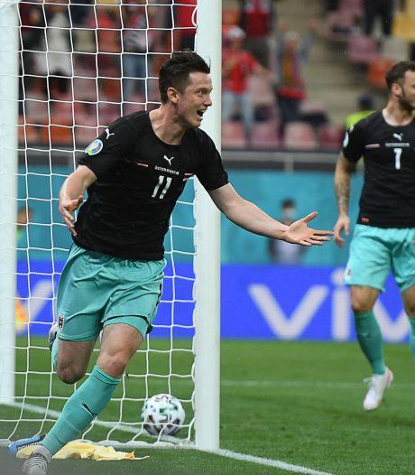 L'Autriche remporte (enfin) sa première victoire dans un Euro en battant la Macédoine du Nord