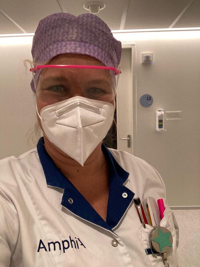 Kitty Vermeulen (50), verpleegkundige in het Amphia Ziekenhuis