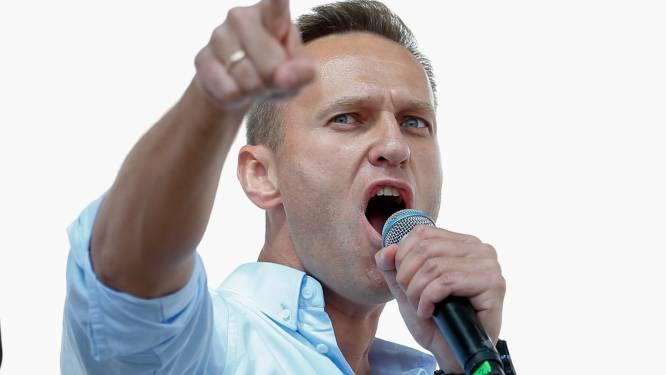 PORTRET. Russisch oppositieleider Aleksej Navalny: een populist die eigenlijk veel gemeen heeft met Poetin