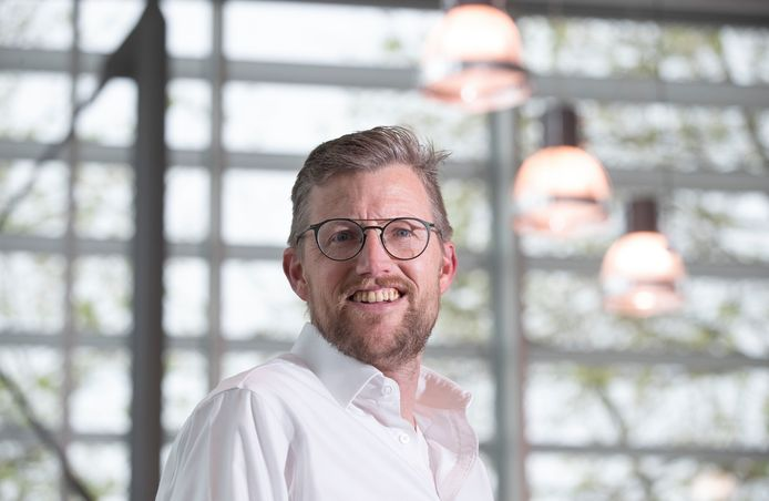 Wethouder Hans Boerkamp.
