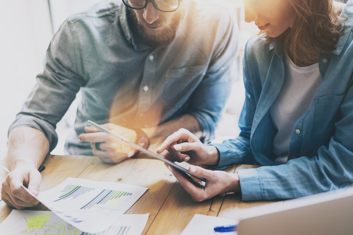'Zodra je met ondernemen begint, staat er een heel leger met andere ondernemers voor je klaar om je te helpen alles 'professioneel' te maken.'