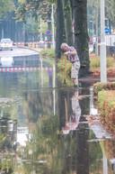 Onder gelopen straten in Someren.