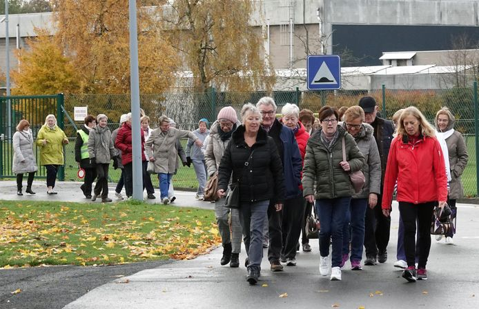 Vandaag werd het project Lekker Actief afgesloten, een samenwerking tussen het Sociaal Huis en ouderenvereniging OKRA waarmee ze alle Kuurnse ouderen wilden stimuleren hun conditie te verbeteren. 55 deelnemers schreven zich in