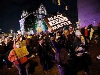 Protest tegen politiegeweld in Ohio, nadat agent 16-jarig meisje doodschiet