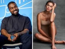 Kanye West en couple avec Irina Shayk