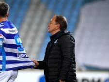 Snoei schrijft Seuntjens nog niet af bij De Graafschap: 'Maar we kiezen nu voor andere spelers'