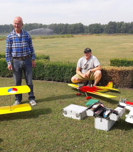 Radio Vliegclub Brabant wil niet wijken voor nieuwe hoogspanningslijn