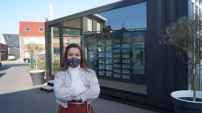 Gilltumn (22) houdt gelijknamige automatenshop boven de doopvont