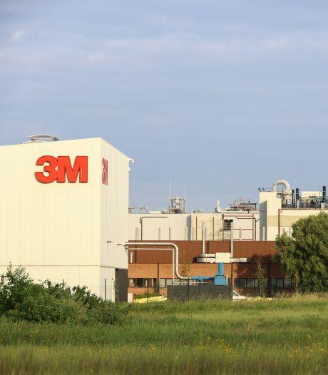 Chemiebedrijf 3M in beroep tegen verhoogde milieueisen voor Belgische fabriek