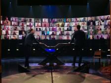 Tv-kijken in coronatijd: na de nieuwshonger komt het vermaak