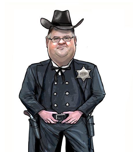 Burgemeester strijdt steeds vaker als sheriff tegen criminelen: 'het is niet zonder risico's'