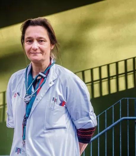 Erika Vlieghe s'attend à un rebond de l'épidémie après l'Euro