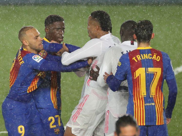 Zo legt Barcelona het af tegen Real Madrid