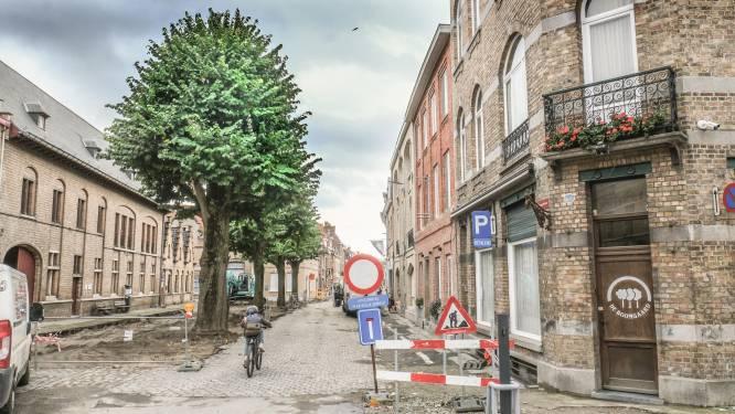 """Werken in de Boomgaardstraat begonnen: """"We doen er alles aan om de lindebomen te behouden"""""""