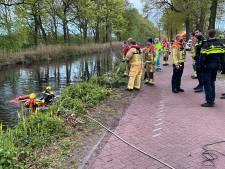 Drie verdachten die na overval het kanaal bij Helmond inreden, langer vast