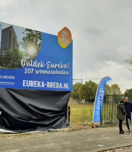 Het heeft een paar jaar gekost, maar nu komen er toch woningen op het ex-Euretcoterrein in Breda