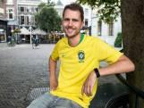 Utrechter Nigel beleeft voetbaldroom in Brazilië: 'Ik zie op tegen mijn vertrek'