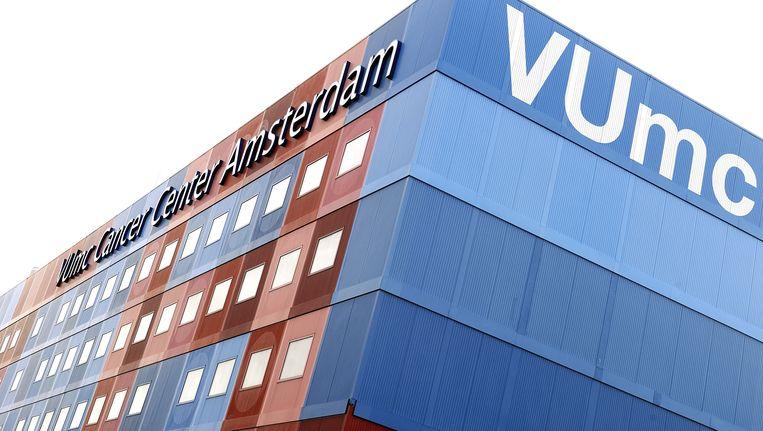Het VU medisch centrum is één van de zes ziekenhuizen die de cijfers openbaar gaat maken. Beeld ANP