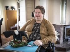 Daniëlle uit Vasse maakt met één hand prijswinnend beeld: 'Adelaar symboliseert mijn diepste wens'