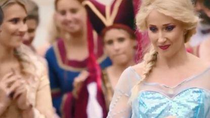 Hoe breng je een boodschap over aan een 4-jarige? Met Anna en Elsa natuurlijk!