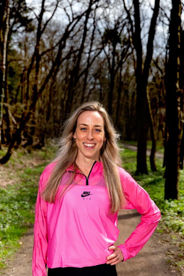 Lopen moet niet iets zijn dat bijdraagt aan stress, vindt topatleet Susan Krumins.