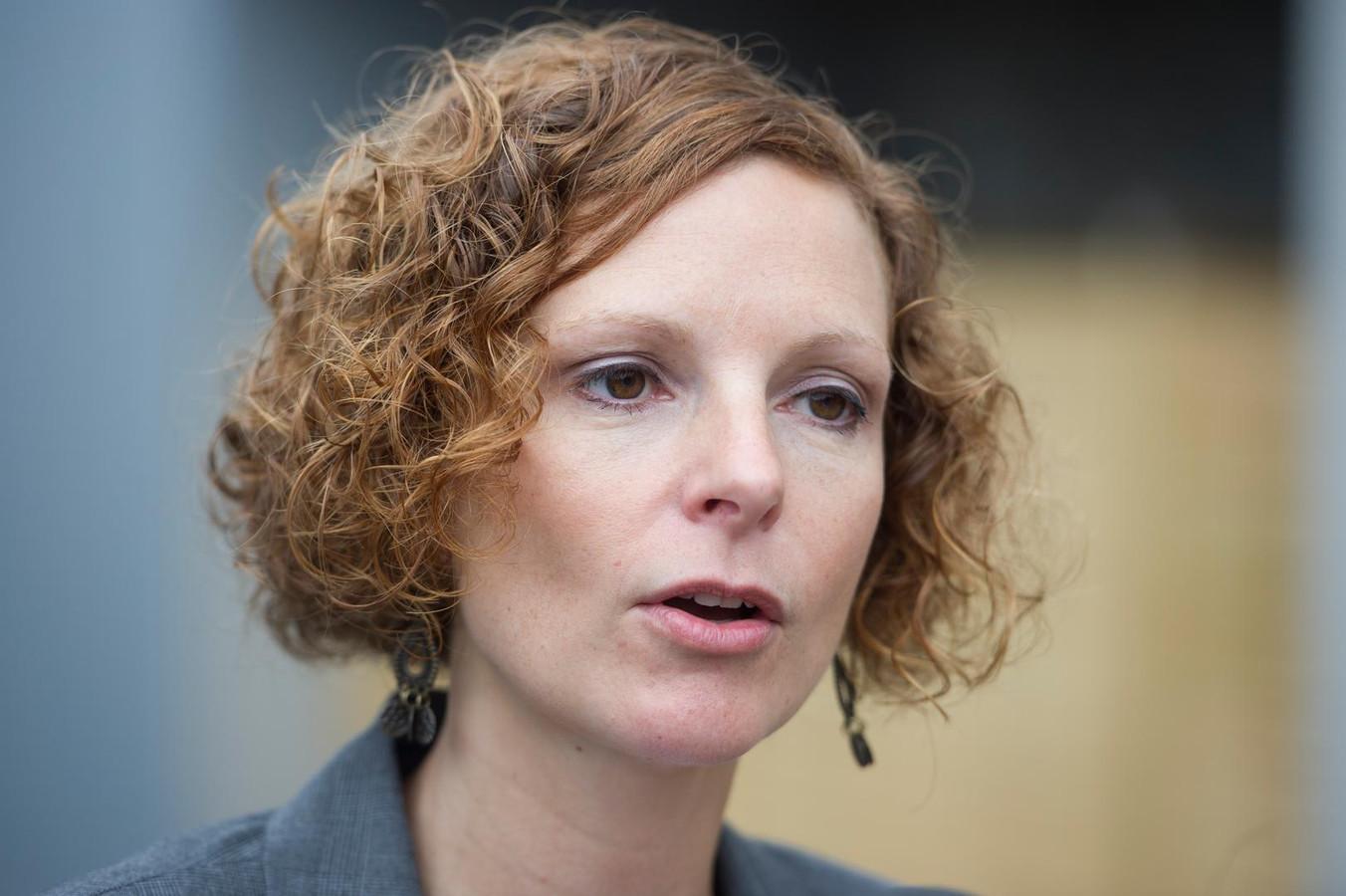 La ministre francophone de l'Enseignement Marie-Martine Schyns.