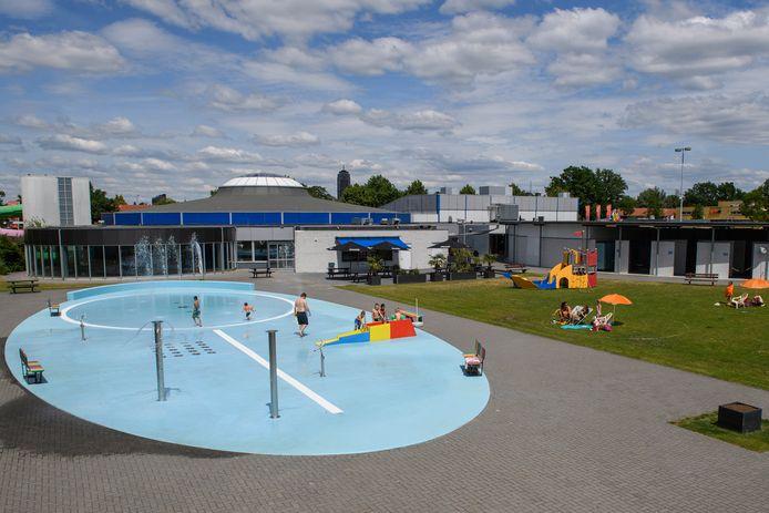Zwembad het Aquadrome mag weer gasten ontvangen die recreatief willen zwemmen.