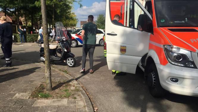 Twee gewonden bij aanrijding in Glanerbrug