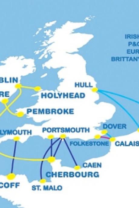 Horrorvrachtwagen kwam toch via Belgische haven naar Engeland