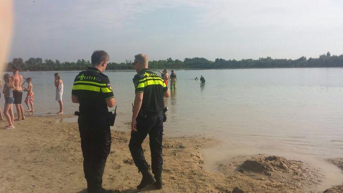 Zwemmer na noodlottig ongeval bij waterplas in Budel-Dorplein overleden