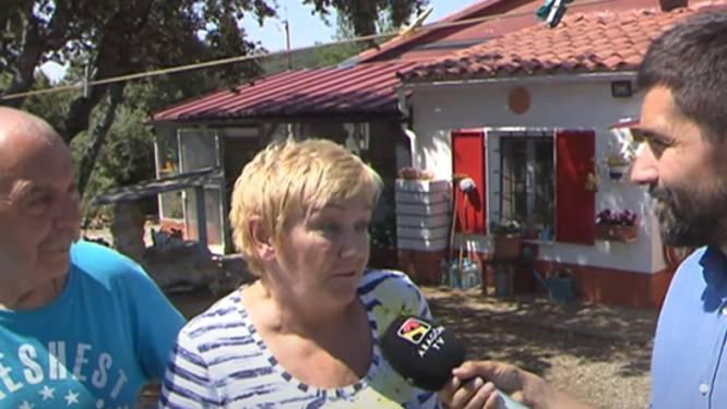 Belgisch koppel enige bewoners van Spaans spookdorp
