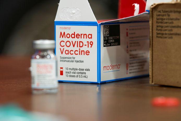Moderna heeft een aangepaste versie ontwikkeld van zijn vaccin, dat betere bescherming moet bieden tegen de Zuid-Afrikaanse variant.
