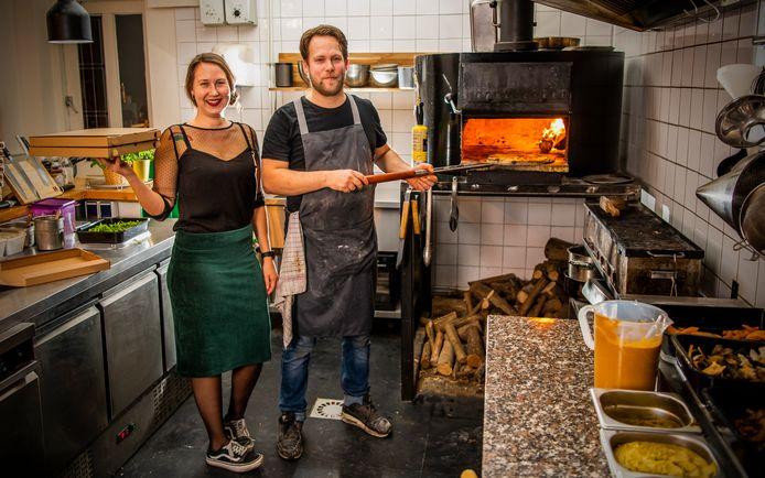 De Gouden Pollepel; Fermin op het Noordplein - Remco van Erp en Sjanne Vlug.