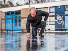Arnhemse ijsbaan draagt het gewicht van de ijsmeester al