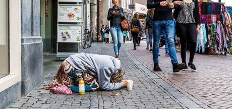 Onderzoek naar bedelaars in Utrechtse binnenstad