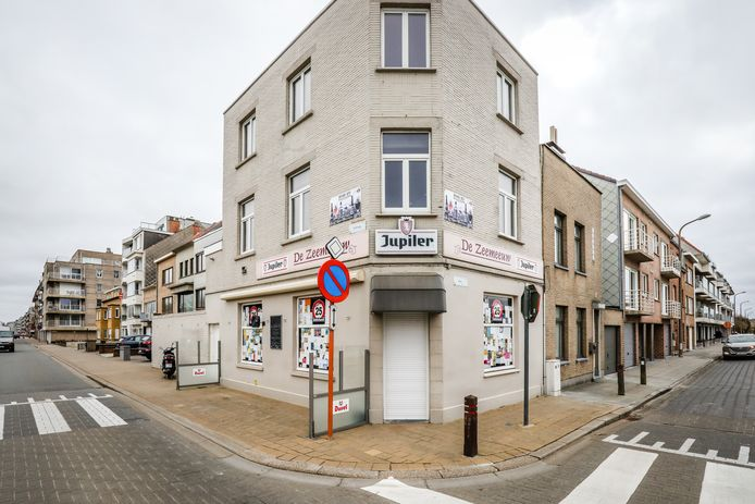 Cafe de Zeemeeuw is een vaste waarde in Bredene