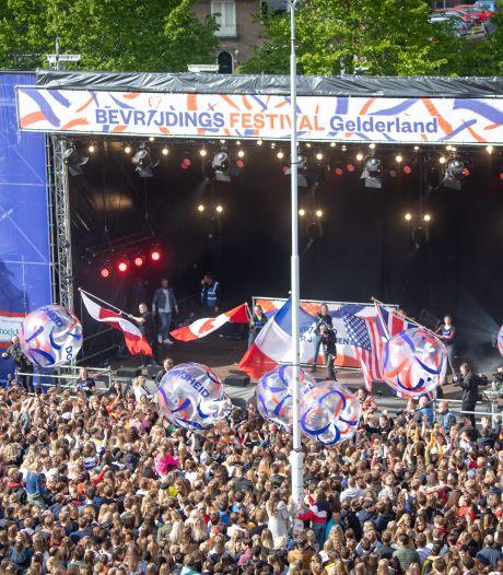 Hoe het Bevrijdingsfestival in Wageningen langzaam maar zeker op gang kwam: 'It was wonderful'