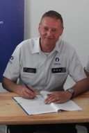 Hoofdcommissaris Luk Lacaeyse van de lokale politiezone Erpe-Mere/Lede.