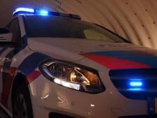 Automobilist aangehouden na achtervolging A58