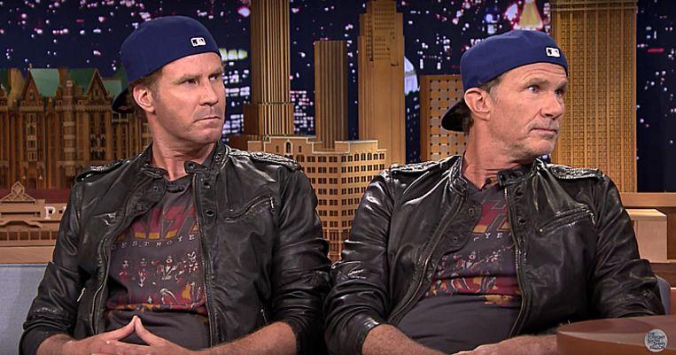 Will Ferrell en Chad Smith