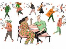 """Diet Groothuis over haar verhaal 'Daten op je 50ste': """"Ik kreeg zo veel leuke reacties van lezers"""""""