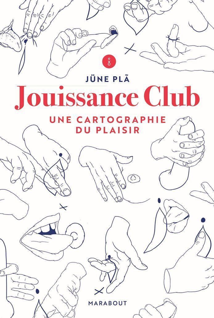 Jouissance Club paru chez Marabout.