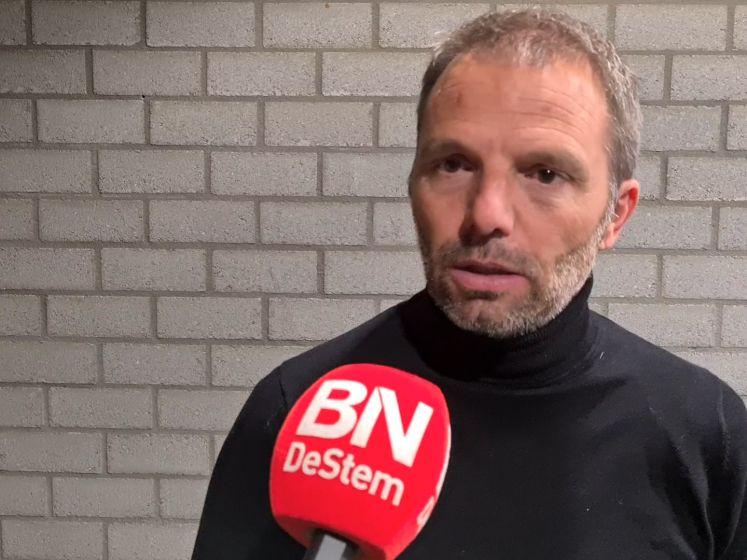 NAC-trainer Steijn: 'Drie goals maken bij Roda geeft de burger moed'
