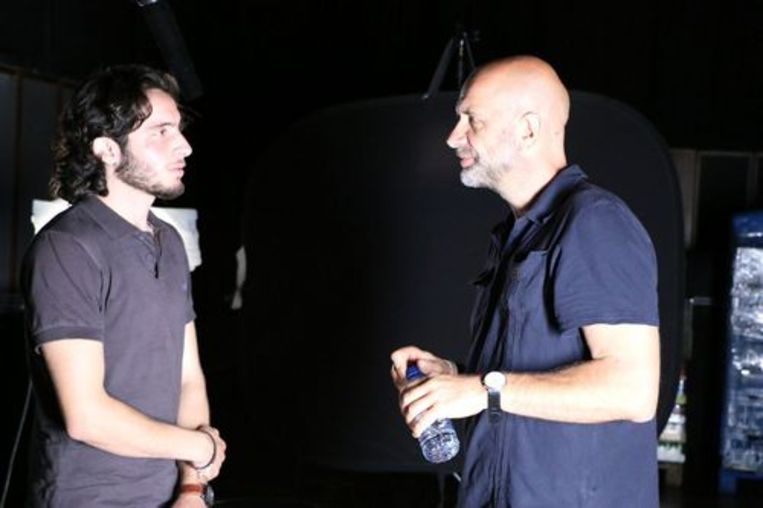 Nic Balthazar in zijn documentaire 'Like any Other Human'.  Beeld kos