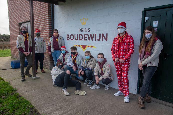 Prins Boudewijn start een crowdfunding om een nieuw lokaal te bouwen.