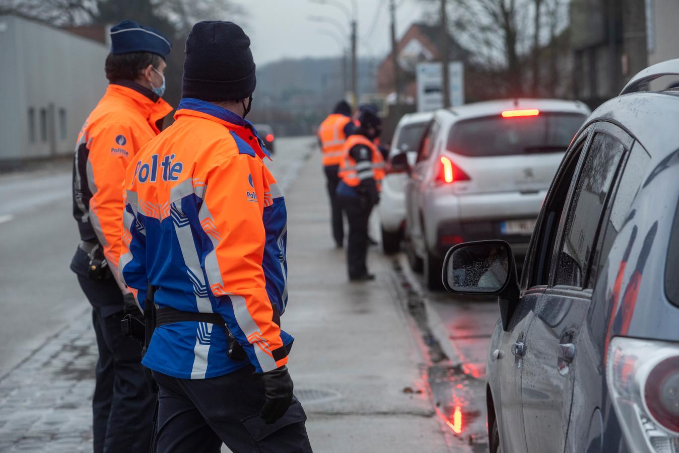 Politiecontrole weekend zonder alcohol in de politiezone Wetteren, Laarne en Wichelen.