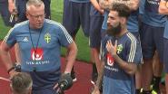 WK LIVE 24/06. Zweed krijgt pak racistische verwensingen en doodsbedreigingen naar hoofd geslingerd na ongelukkige invalbeurt. Zijn respons gaat de wereld rond