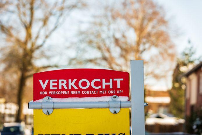 Jonge huizenkopers slaan toe op woningmarkt.