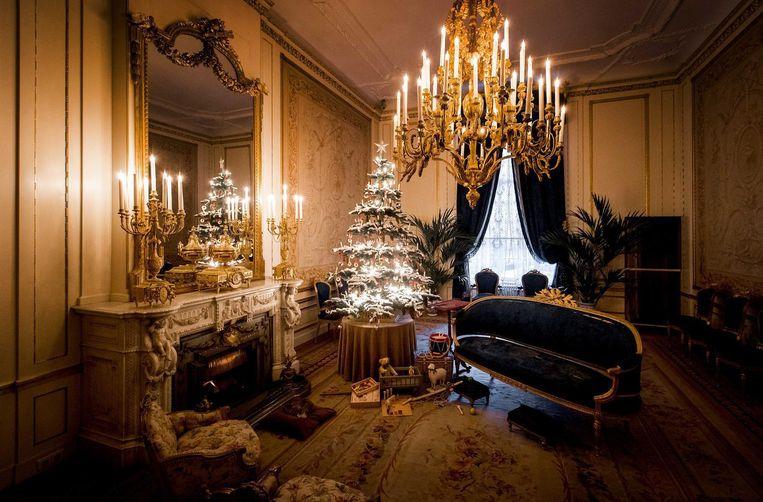 In museum Willet-Holthuysen is het ont-zet-tend Kerst. Beeld anp